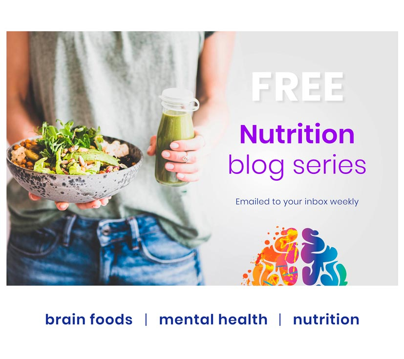 Nutrition blog series